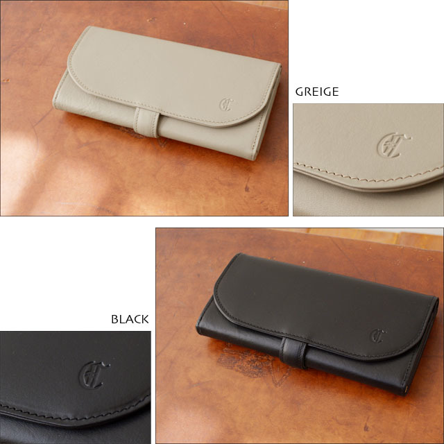 CLEDRAN [クレドラン] SABLE LONG WALLET [CL2549/83-1994,1996] LADY\'S_f0051306_19584348.jpg