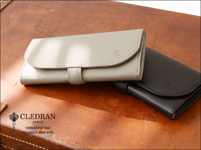 CLEDRAN [クレドラン] SABLE LONG WALLET [CL2549/83-1994,1996] LADY\'S_f0051306_19584366.jpg