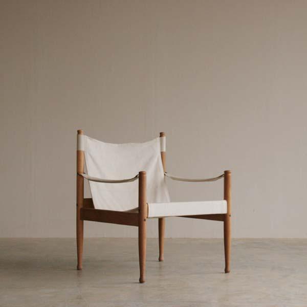 『Erik Worts Safari Easy Chair(Oak)』_c0211307_16524751.jpg