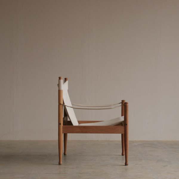 『Erik Worts Safari Easy Chair(Oak)』_c0211307_16525925.jpg