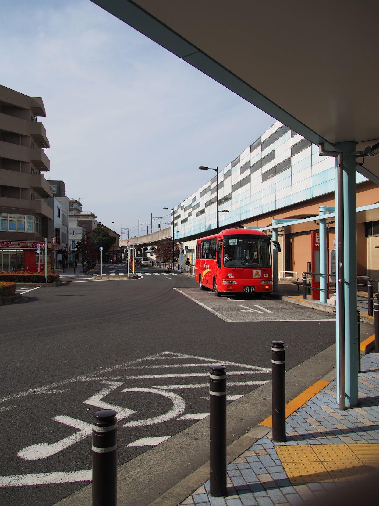 矢野口周辺 1_b0360240_20291125.jpg