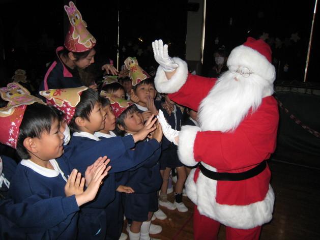 クリスマス会_b0233868_16161834.jpg