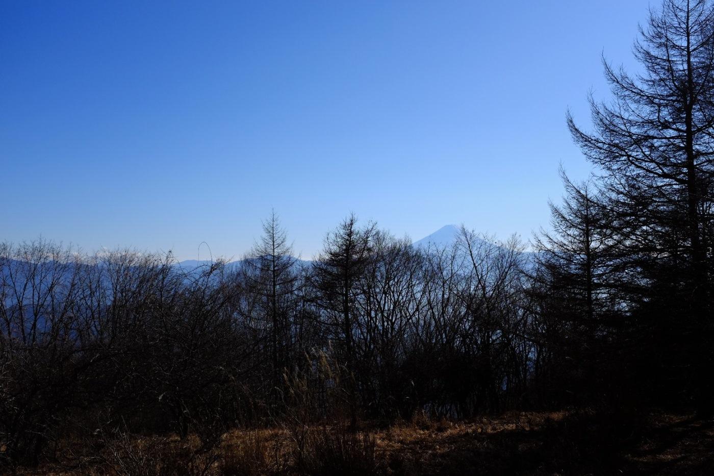 2015/12/18 乾徳山 道満山 04_d0233770_14213736.jpg
