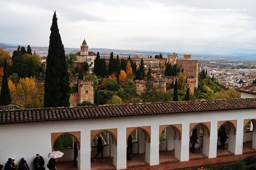 スペイン旅 2016  ヘネラリーフェ庭園_d0353281_00255273.jpg