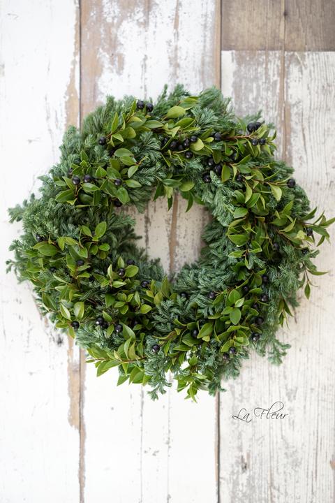 Noël wreathe_f0127281_17102160.jpg