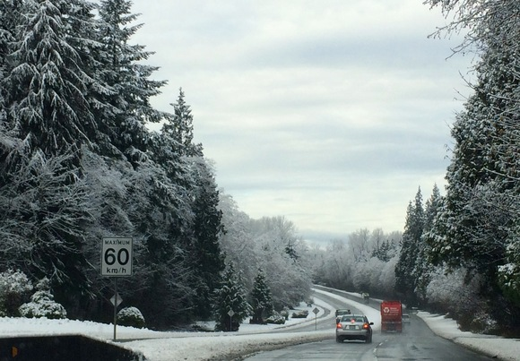 今日も雪景色のバンクーバー_d0129786_15115981.jpg