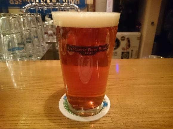 12/13 Brasserie Beer Blvd. (ブラッセリー ビア ブルヴァード) @新橋 _b0042308_20393069.jpg