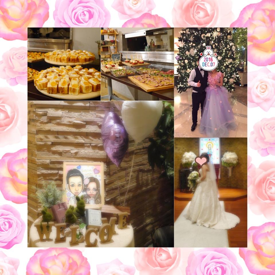 結婚式(*^^*)_c0294909_17442815.jpg