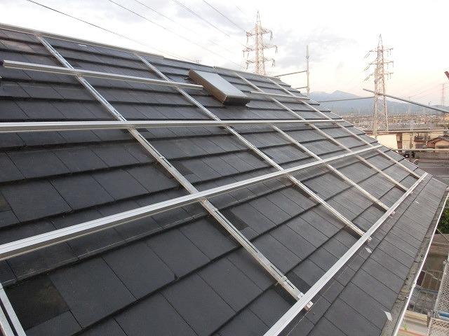 今年は、築22年の自宅で2度目の外壁塗装とソーラー発電開始!_f0141310_7364591.jpg