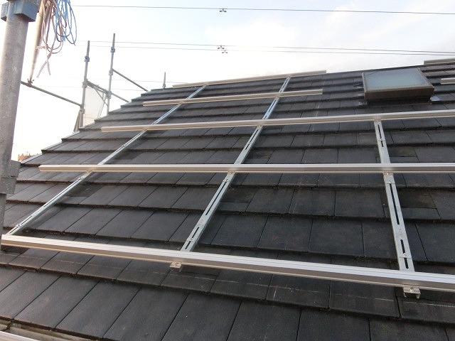 今年は、築22年の自宅で2度目の外壁塗装とソーラー発電開始!_f0141310_737011.jpg