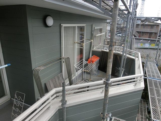 今年は、築22年の自宅で2度目の外壁塗装とソーラー発電開始!_f0141310_7373615.jpg