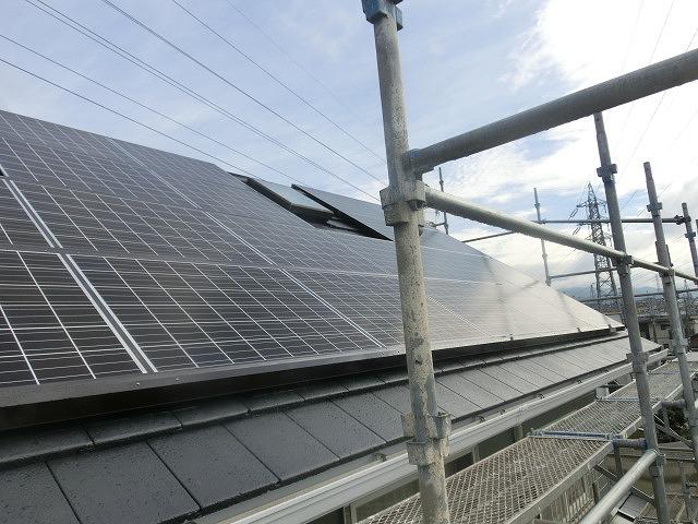 今年は、築22年の自宅で2度目の外壁塗装とソーラー発電開始!_f0141310_7374698.jpg