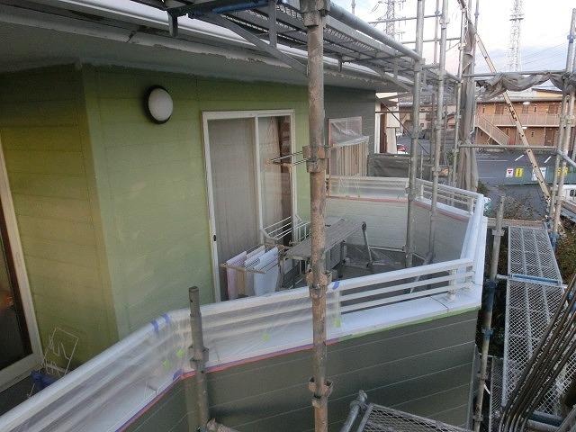 今年は、築22年の自宅で2度目の外壁塗装とソーラー発電開始!_f0141310_73784.jpg