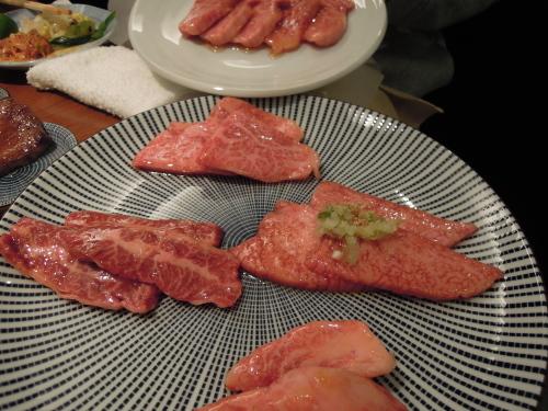神楽坂 焼肉 「KAZU」_e0116211_11391537.jpg