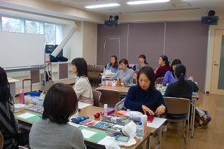 『マンダラぬりえでカラーセラピー@名古屋』レポート②_c0200917_23345002.jpg