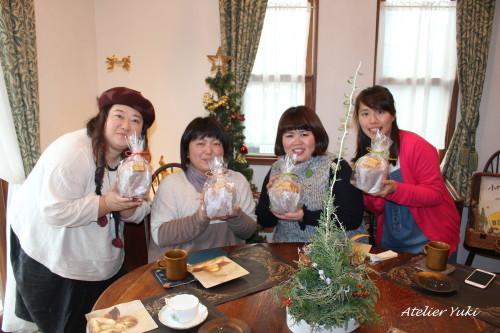 クリスマススペシャルレッスン NO.1^^_f0240834_02392378.jpg
