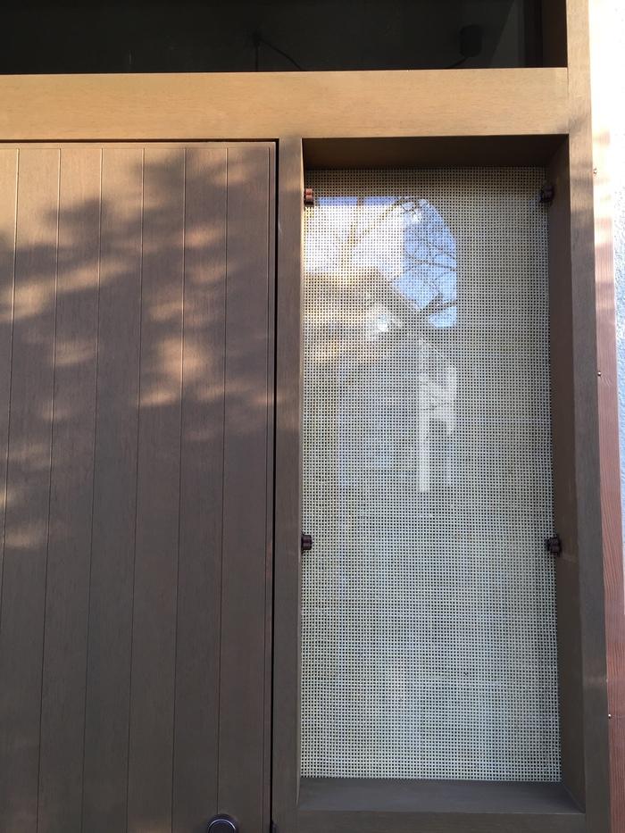 若槻の家3  玄関ドア取り付け完了_d0332870_17352960.jpg