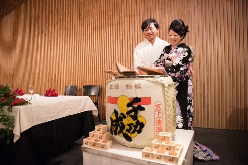 Wedding Photo! T&M~美女と野獣?!_e0120789_21380540.jpg