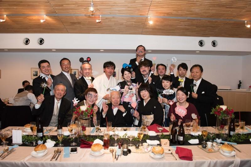 Wedding Photo! T&M~美女と野獣?!_e0120789_21384291.jpg