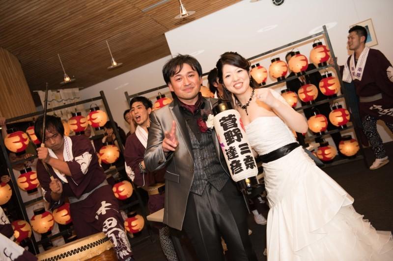 Wedding Photo! T&M~美女と野獣?!_e0120789_21485706.jpg