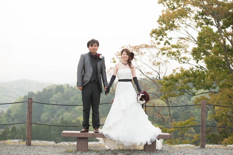 Wedding Photo! T&M~美女と野獣?!_e0120789_21531664.jpg