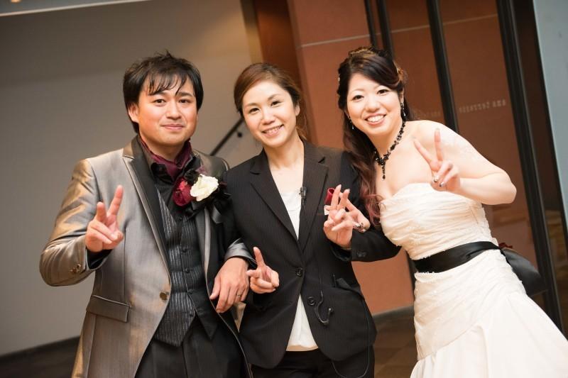 Wedding Photo! T&M~美女と野獣?!_e0120789_21542010.jpg