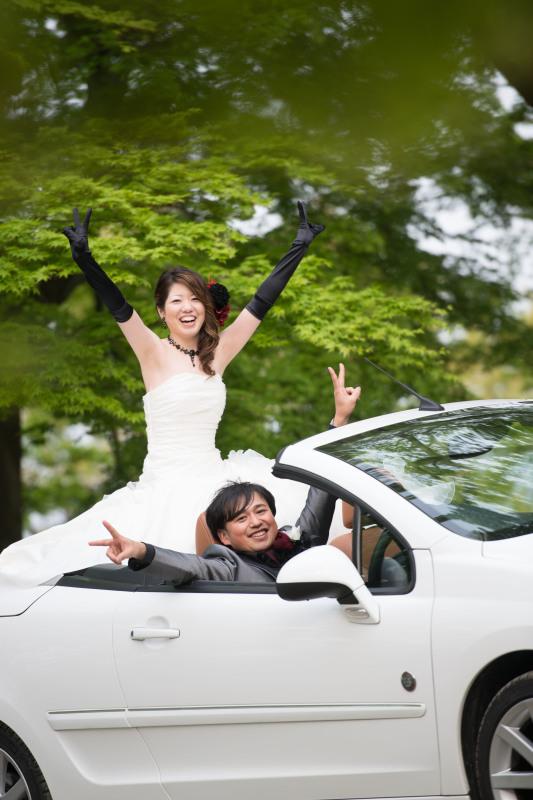 Wedding Photo! T&M~美女と野獣?!_e0120789_23051251.jpg
