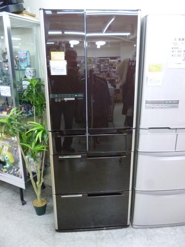 2013年製 日立 475L 6ドア冷凍冷蔵庫 R-C4800_b0368515_08063178.jpg