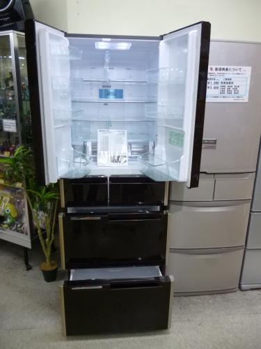 2013年製 日立 475L 6ドア冷凍冷蔵庫 R-C4800_b0368515_08071159.jpg