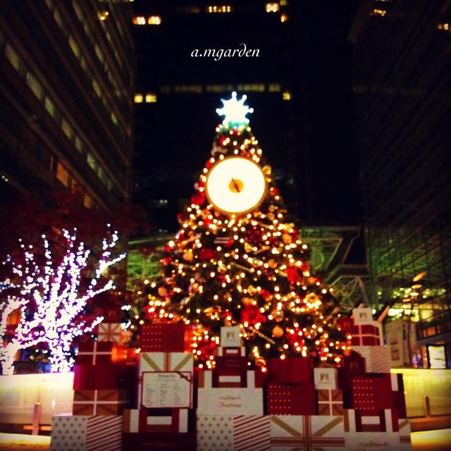 東京・横浜クリスマス一色。_b0125443_10173429.jpg