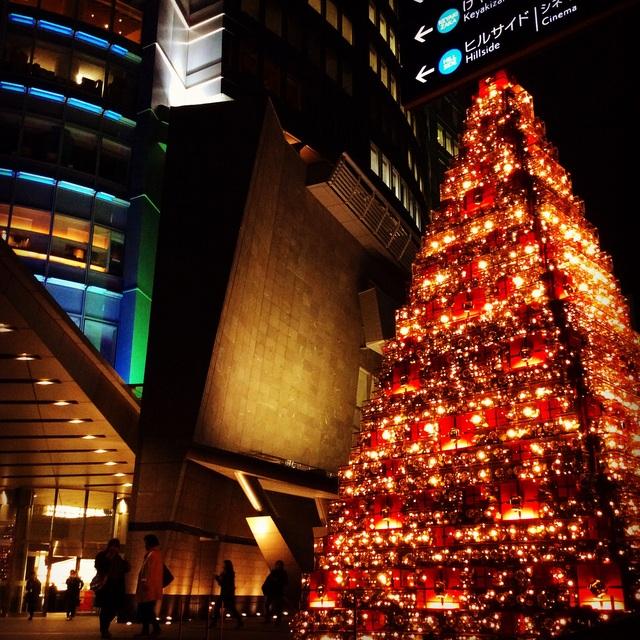 東京・横浜クリスマス一色。_b0125443_10194449.jpg