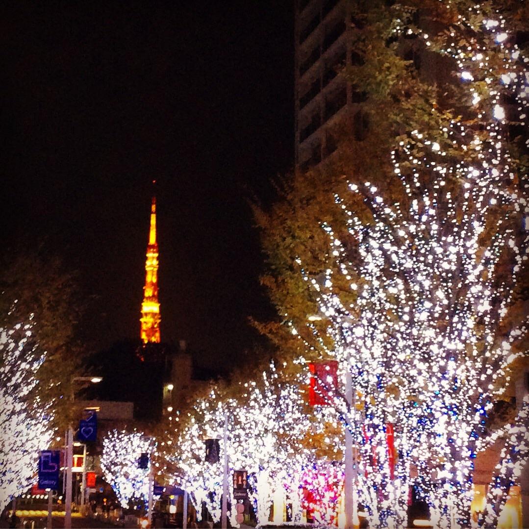 東京・横浜クリスマス一色。_b0125443_10223681.jpg
