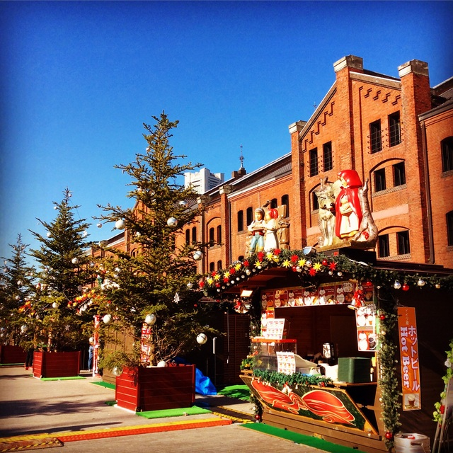 東京・横浜クリスマス一色。_b0125443_9491978.jpg