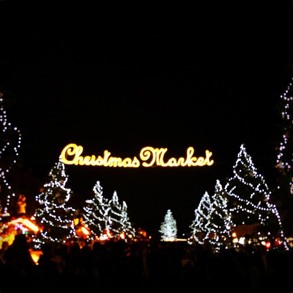 東京・横浜クリスマス一色。_b0125443_9514181.jpg