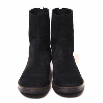 BACK ZIP BOOTS/BLK-SUEDE 再販売_d0100143_18402058.jpg