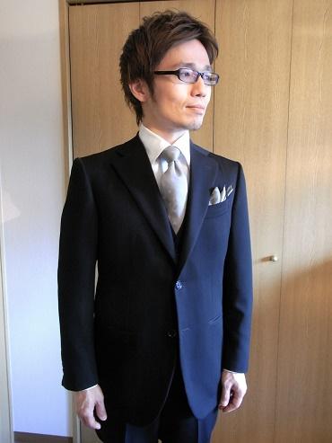~備えあれば憂いなし~ 【TUWAMONO】フォーマルブラック 編_c0177259_202391.jpg