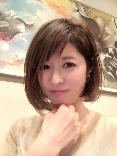 髪切ったよ⭐︎_c0151965_00350758.jpg
