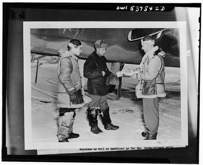 WWII USAAF!!(マグネッツアメ村大阪店)_c0078587_23382042.jpg