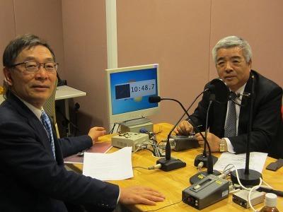 南海放送ラジオに出演しました_e0190287_11023578.jpg