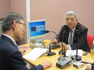 南海放送ラジオに出演しました_e0190287_11051755.jpg