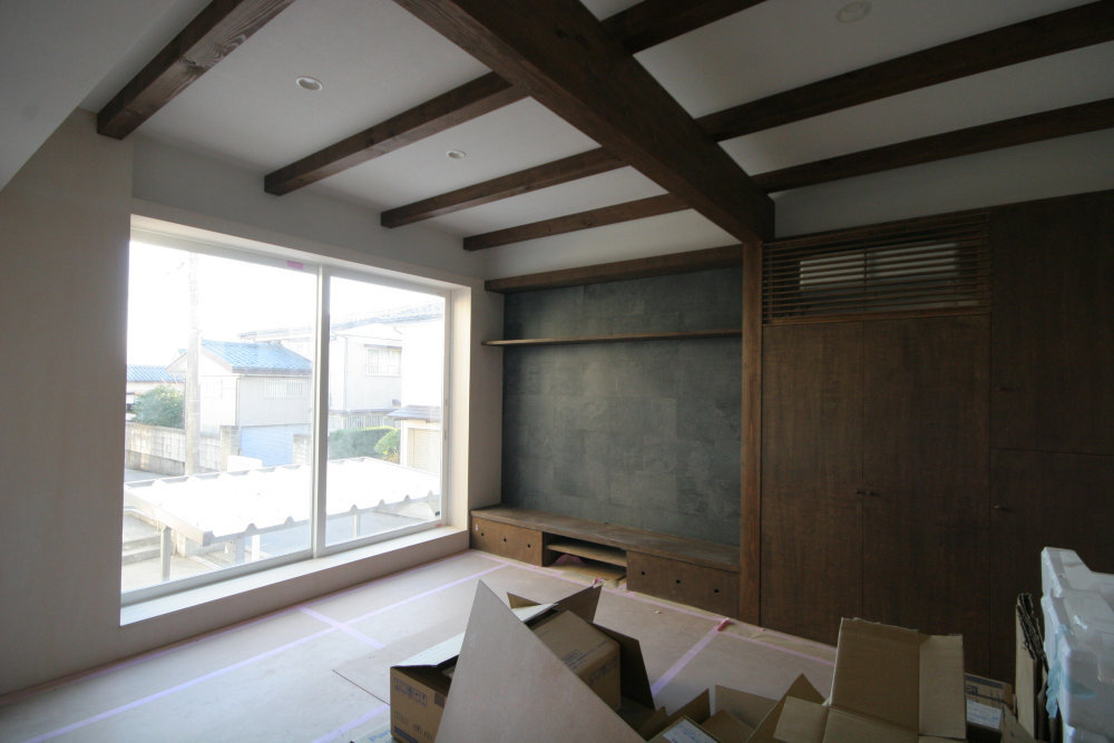 タイル張り 坂井砂山の家_b0349892_16241982.jpg