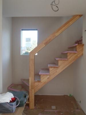 階段できてます_a0117794_21184801.jpg