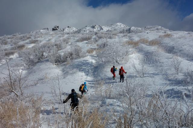 有珠山、12月11日-同行者からの写真-_f0138096_18175087.jpg