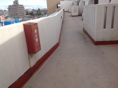 高圧洗浄と現場確認_c0186441_21220224.jpg
