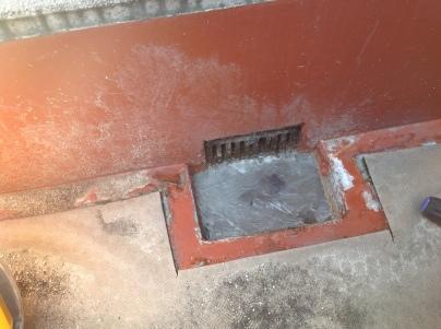高圧洗浄と現場確認_c0186441_21242601.jpg