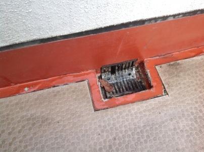 高圧洗浄と現場確認_c0186441_21320159.jpg