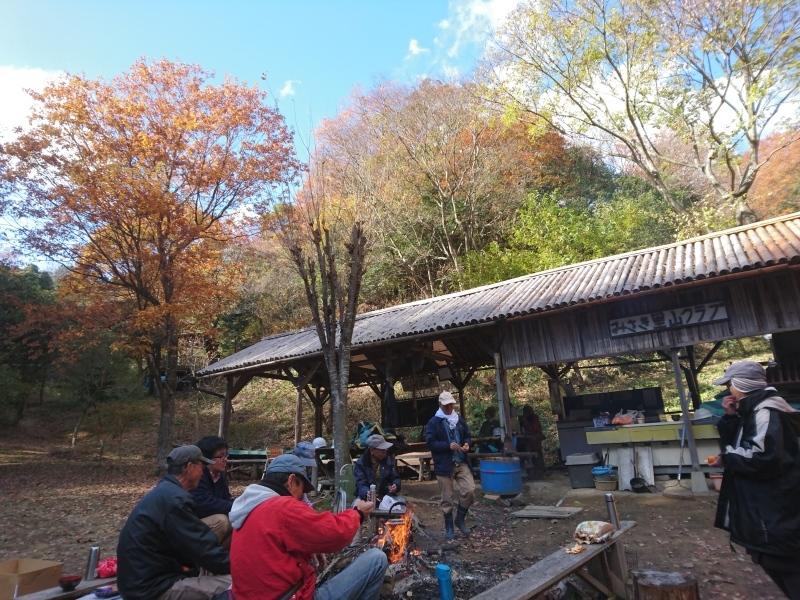 クヌギ谷山道作り第4日目・・・孝子の森  by  (TATE-misaki)_c0108460_21494346.jpg