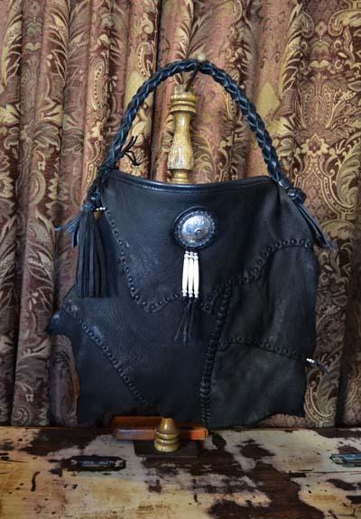 黒いパッチワークのバッグ_f0155891_11590898.jpg