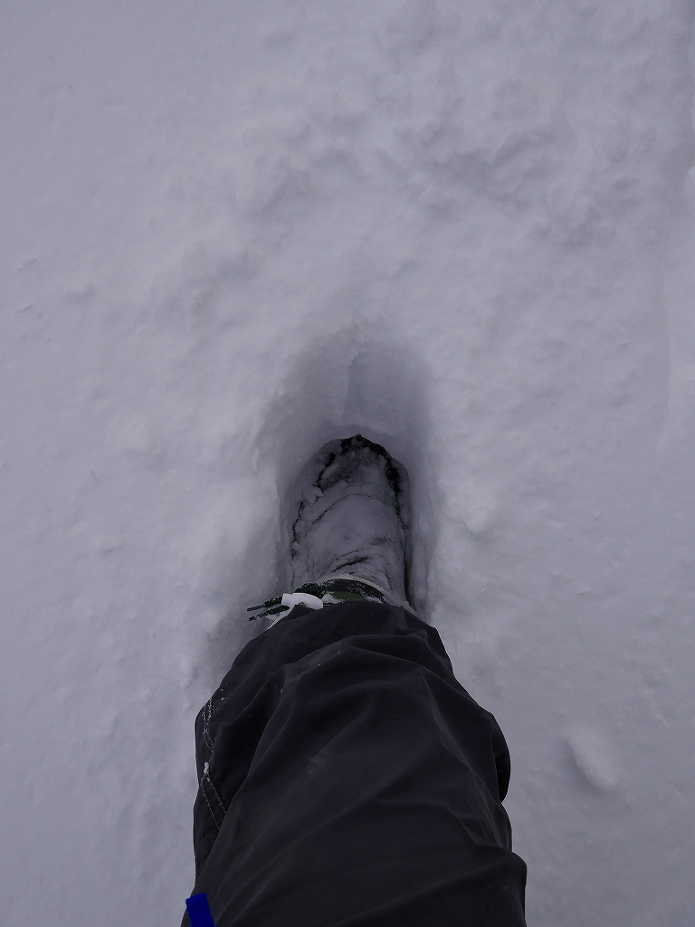 紋別岳、12月16日-その1-_f0138096_16453217.jpg