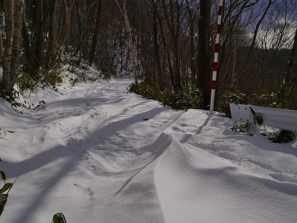 紋別岳、12月16日-その1-_f0138096_1645376.jpg